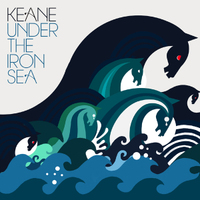 Okładka Keane - Under The Iron Sea