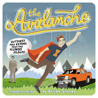 Okładka Sufjan Stevens - The Avalanche