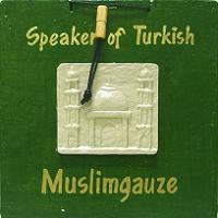 Okładka Muslimgauze - Speaker Of Turkish