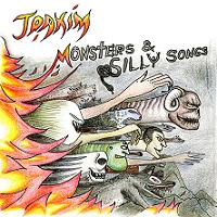 Okładka Joakim - Monsters & Silly Songs