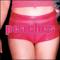 Okładka Peaches - The Teaches Of Peaches