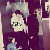 Okładka Arctic Monkeys - Humbug