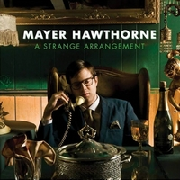 Okładka Mayer Hawthorne - A Strange Arrangement
