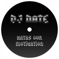 Okładka DJ Nate - Hatas Our Motivation [EP]