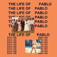 Okładka Kanye West - The Life of Pablo