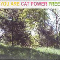 Okładka Cat Power - You Are Free