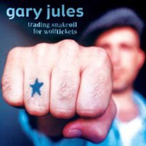 Okładka Gary Jules - Trading Snakeoil For Wolftickets