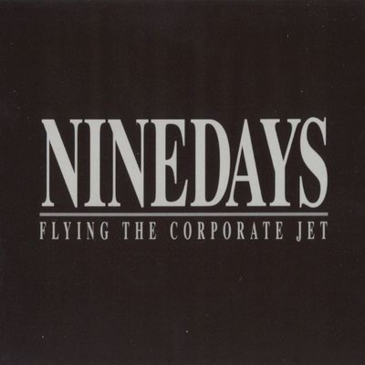 Okładka Nine Days - Flying The Corporate Jet