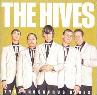 Okładka The Hives - Tyrannosaurus Hives