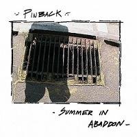 Okładka Pinback - Summer In Abaddon