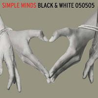Okładka Simple Minds - Black & White 050505