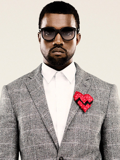 "Zdjęcie Trybuna Honorowa: Kanye West ""My Beautiful Dark Twisted Fantasy"""