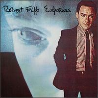Okładka Robert Fripp - Exposure