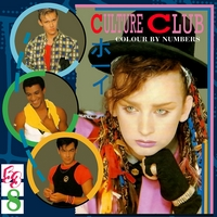 Okładka Culture Club - Colour By Numbers