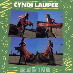 Obrazek pozycja 26. Cyndi Lauper - Girls Just Want To Have Fun