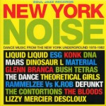 Obrazek pozycja New York Noise: Dance Music From The New York Underground 1978-1982 (Soul Jazz, 2003)